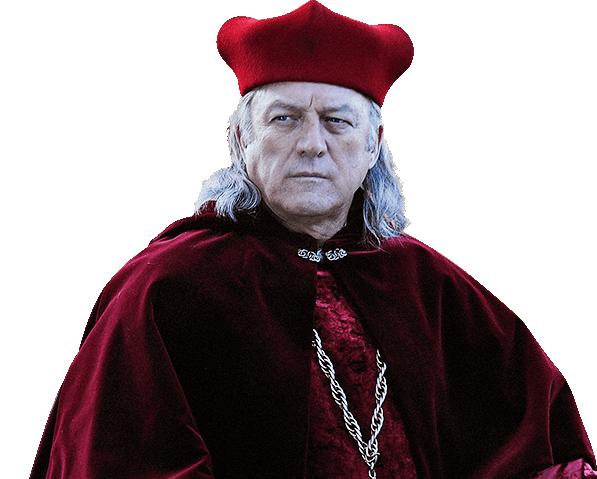 RODRIGO BORGIA (Papež Aleksander VI.)